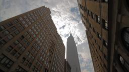 Skyscrapers, New York City Stock Video Footage