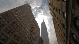 Skyscrapers, New York City Footage