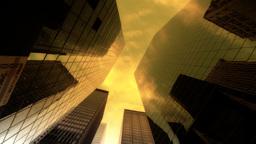 Skyscrapers New York City Stock Video Footage