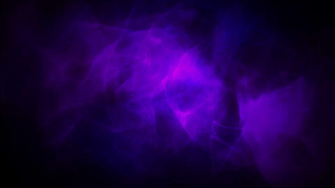 Purple color appearing Stock Video Footage