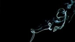 Cigarette vapor in super slow motion Live Action