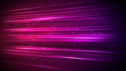 Digital stroke with sparks in pink and purple Footage