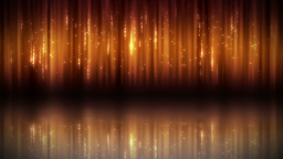 Set of light in light orange Stock Video Footage
