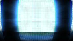 Blue disco lights Footage
