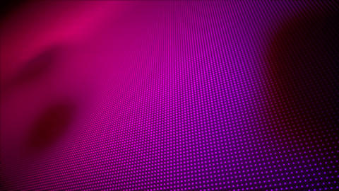 Video of multiple pink and purple dots Animation