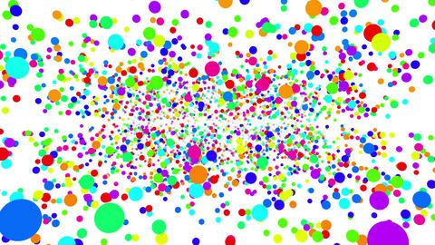 Colorful Dot A 3 4k Animation