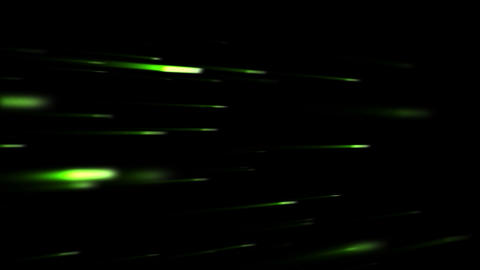 Green bright spots Stock Video Footage