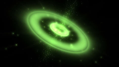 Green circle Footage