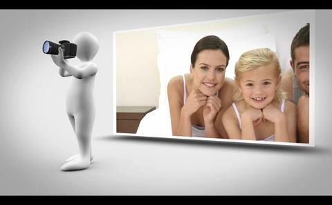 Family photography animation Animation