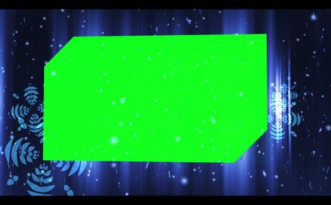 Galactic background with chroma keys Animation