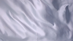 Gray bed sheet moving Stock Video Footage