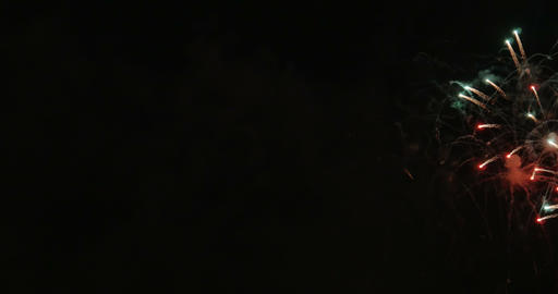 1939 Fireworks, 4K Footage
