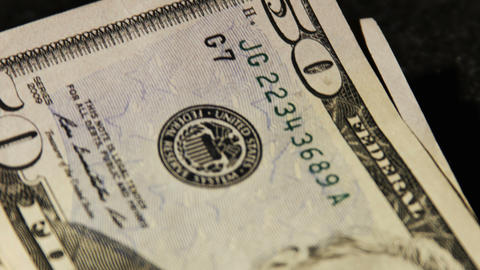 2026 United States fifty dollar bill, 4K Footage
