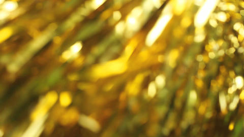 gold and green abstract background Footage