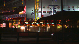 HD2008-7-2-27 midway night Stock Video Footage