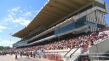 HD2008-7-3-3 Stampede Grandstand stock footage
