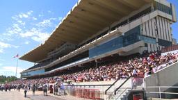 HD2008-7-3-3 Stampede grandstand Footage