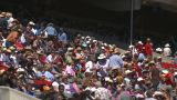 HD2008-7-3-7 Stampede grandstand Stock Video Footage