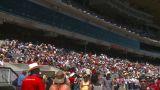 HD2008-7-3-7 Stampede grandstand Stock Video Footage