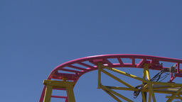 HD2008-7-3-53 midway rides Stock Video Footage