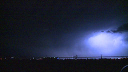 HD2008-7-4-6 lightning Stock Video Footage