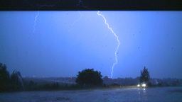 HD2008-7-5-2 lightning Stock Video Footage