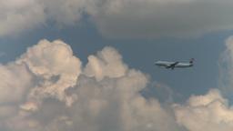 HD2008-7-7-21 passengerjet thru frame airbus AC Footage