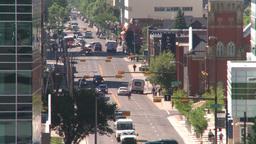 HD2008-7-9-16 street LL Stock Video Footage