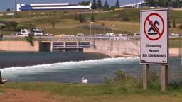 HD2008-7-14-17 drowning hazard Stock Video Footage