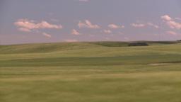 HD2008-7-16-17 wheat drive Stock Video Footage