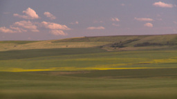 HD2008-7-16-21 wheat drive Stock Video Footage