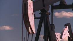 HD2008-7-16-23 pumpjack Footage