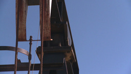 HD2008-7-16-31 pumpjack Stock Video Footage