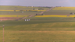 HD2008-7-16-33 pasture Stock Video Footage