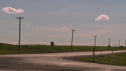HD2008-7-16-61 trcuk semi highway Stock Video Footage