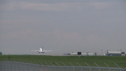 HD2008-6-1-28 B737 takeoff Stock Video Footage