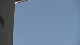 HD2008-6-2-4 Calgary tower hi tilt Z Stock Video Footage