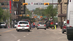 HD2008-6-2-8 traffic DT Stock Video Footage