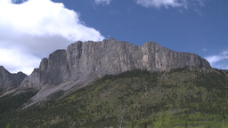 HD2008-6-2-24 Yamnuska Stock Video Footage