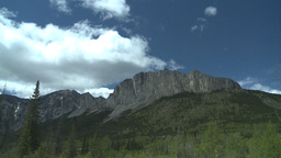 HD2008-6-2-26 Yamnuska Stock Video Footage