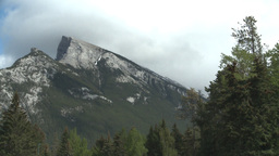 HD2008-6-2-44 Banff Rundle Mtn Stock Video Footage