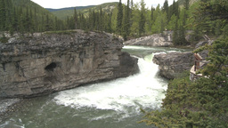HD2008-6-3-1 Elbow falls Footage