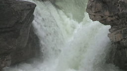 HD2008-6-3-3 Elbow falls Stock Video Footage