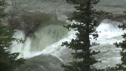 HD2008-6-3-7 Elbow falls Stock Video Footage