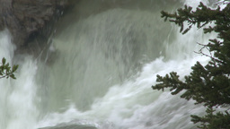 HD2008-6-3-9 Elbow falls Stock Video Footage