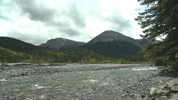HD2008-6-3-47 elbow river rapids Footage