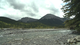 HD2008-6-3-47 elbow river rapids Stock Video Footage