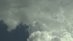 HD2008-6-4-19 TL clouds Stock Video Footage