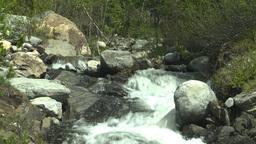 HD2008-6-5-5 mountain stream Stock Video Footage