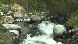 HD2008-6-5-5 mountain stream Stock Video Footage
